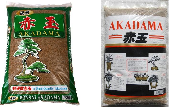 Sacchi di Akadama