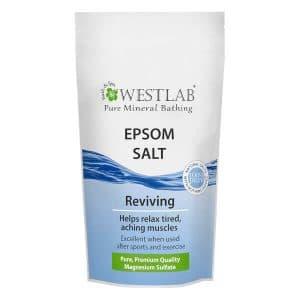 Solfato di magnesio Westlab