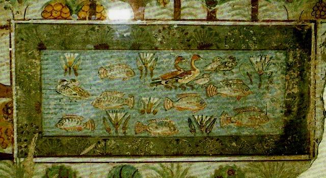 Acquario egizio