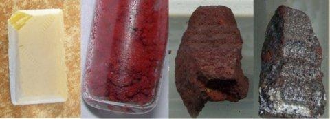 Fosforo in varie forme e colori