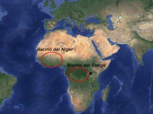 Niger e Congo
