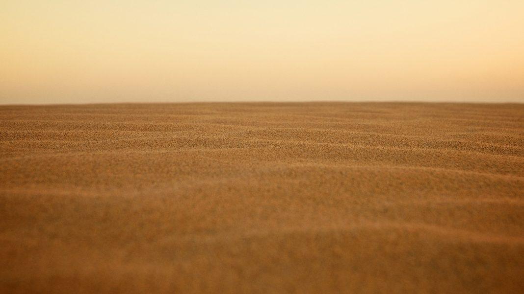 Sabbia quarzifera - fondo economico per acquario