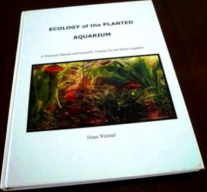 Copertina del libro «Ecology of the Planted Aquarium» di Diana Walstad - Prima edizione (1999)