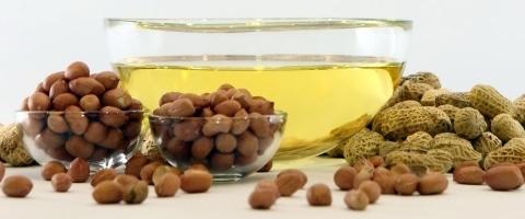 olio arachidi cura pesci