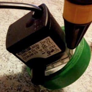 Pompa per filtro interno