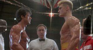 Scenda del film «Rocky 4»