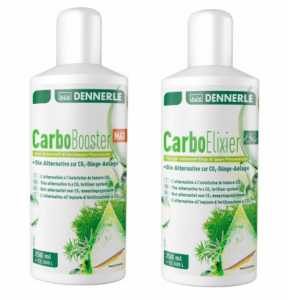 Fertilizzanti Dennerle carbonio liquido