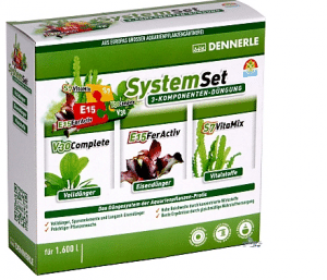 Fertilizzanti Dennerle perfect plant system