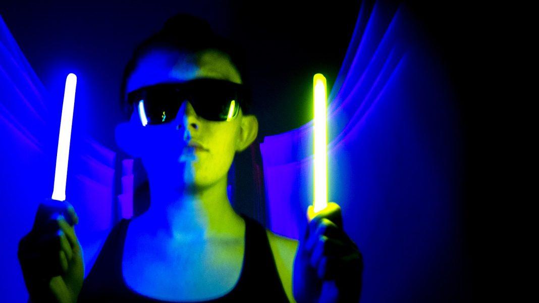 Impianto fai-da-te per tubi fluorescenti