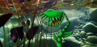 Azoto in acquario