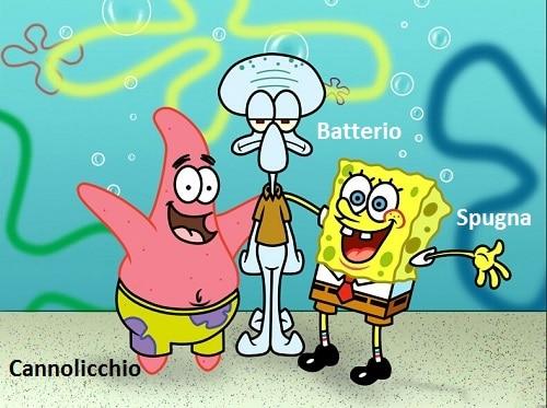 Spongebob e amici