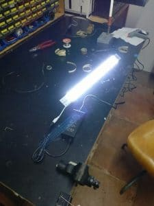 Plafoniera Acquario LED