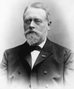 Christian Frederik Lütken