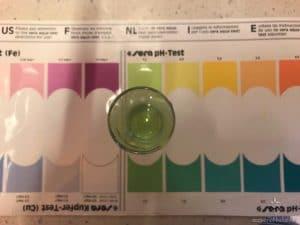 Reagenti per pH