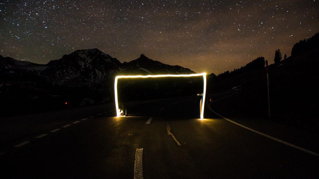 Plafoniera LED facile