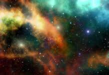 Plafoniera LED stellare