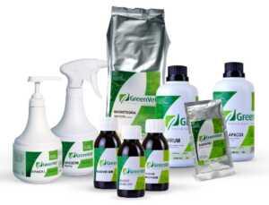 Gruppo di prodotti della GreenVet