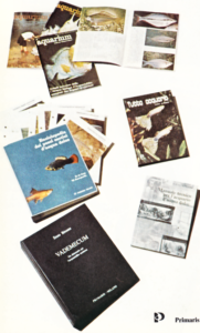 «Aquarium» e altre pubblicazioni di acquariofilia dell'Editore Primaris