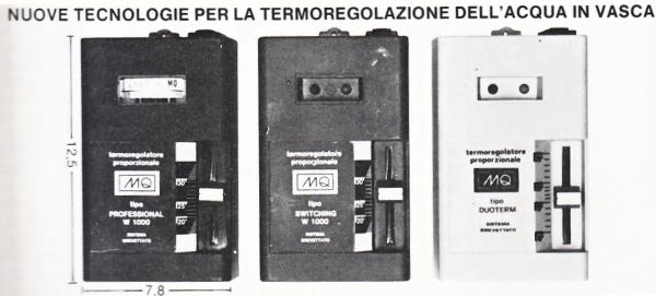 Strumenti per la termoregolazione in acquario degli anni '80, l'acquariofilia ha fatto passi in avanti da allora