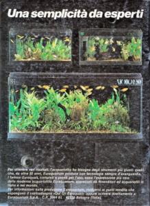 Acquario Euraquarium Atollo 1200