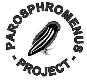 Logo Parosphromenus project